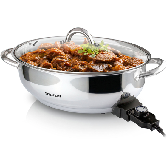 Electric Frying Pans & Woks