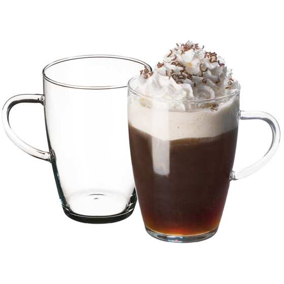 Coffee & Tea Glassware
