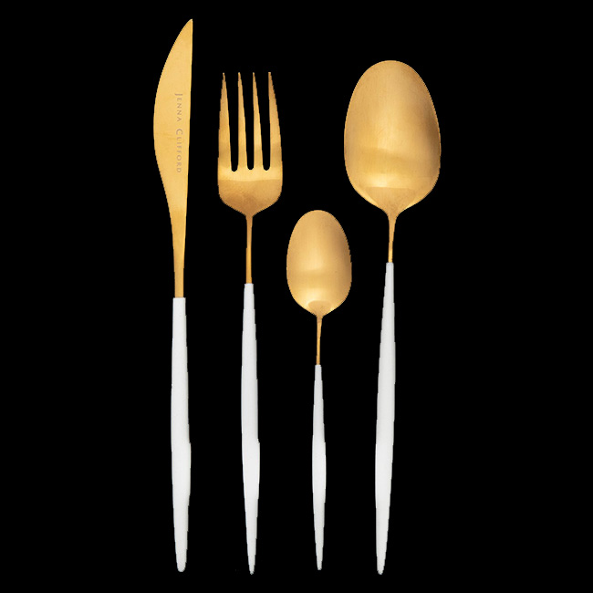 Satin Cutlery Collection