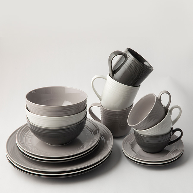 Embossed Lines Collection