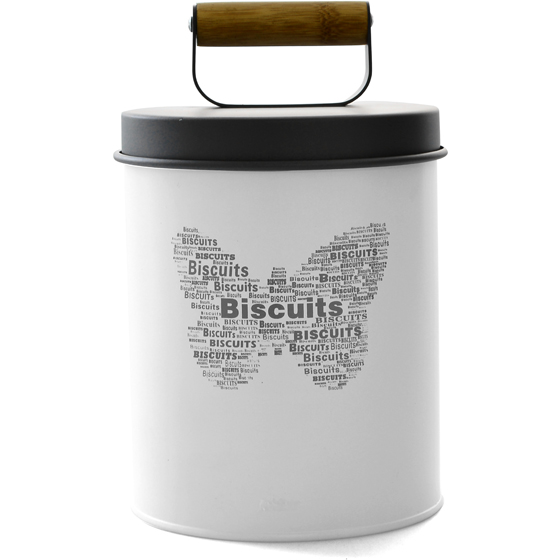 Biscuit Tins & Cookie Jars