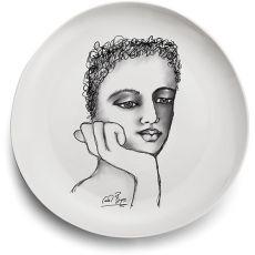 Sketchbook Dinner Plate