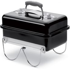 Go-Anywhere Portable Charcoal Grill