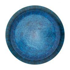 Melamine Mottled Seas Side Plate, 20cm