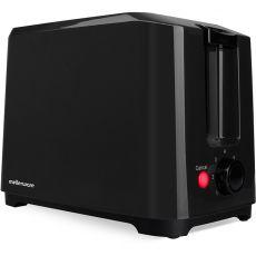 Black Eco 2 Slice Toaster