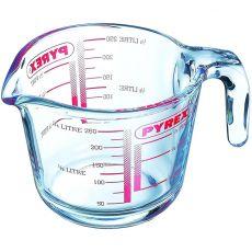 Classic Glass Measuring Jug