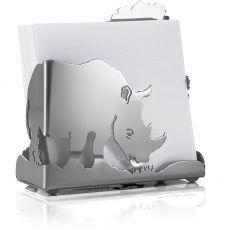 Note Paper Holder, Rhino