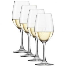 Winelovers White Wine Glasses, Set Of 4