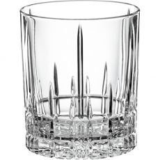 Perfect Serve Whiskey Glasses, Set Of 4