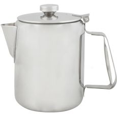 Stainless Steel Coffee Pot, 1 Litre
