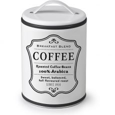 Retro Coffee Canister