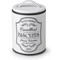 Retro Cookie Tin