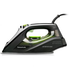Geyser Eco 3000 Anodised Black Steam, Spray & Dry Iron