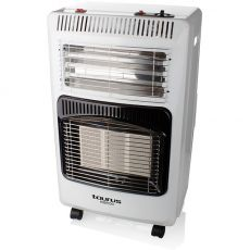 Hibrido Electric & Gas Foldable Heater