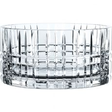 Square Lead-Free Round Crystal Bowl, 23cm