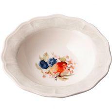 Spring Harvest Rim Soup Bowl