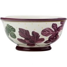 Fig Garden Footed Bowl, 16cm