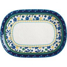 Rhapsody Oblong Platter, 45cm