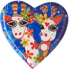 Love Hearts Side Plate