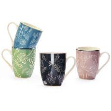 Cederberg Mugs, Set Of 4