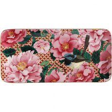 Teas & C's Silk Road Rectangular Platter, 25cm