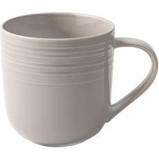 Embossed Lines Mug
