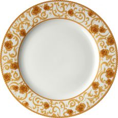 Mica Gold Charger Plate
