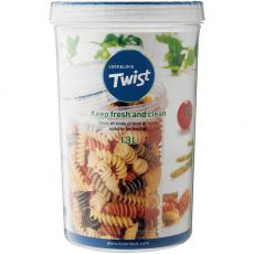 Twist Round Container