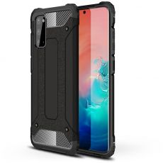 Rugged Armour Case For The Samsung Galaxy S20 5G Ultra, Black
