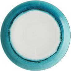 Blue Ring Dinner Plate