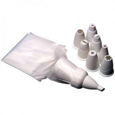 8pc Icing Bag Set