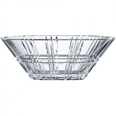 Square Lead-Free Crystal Bowl, 27cm