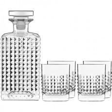 Mixology Elixir 5pc Whiskey Set