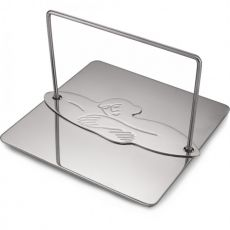 Stainless Steel Serviette Holder, Sketchbook