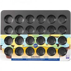 Perfect Results 24 Cup Mega Cup Muffin Pan