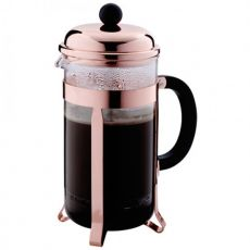 Copper Plated Coffee Plunger