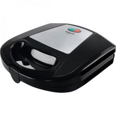 Doppio Sandwich Maker, Black