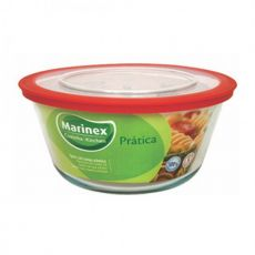 Mixing Bowl & Plastic Lid, 600ml