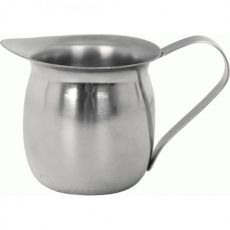 Stainless Steel Bellied Milk Jug