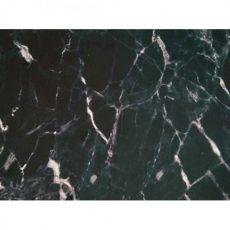 Glass Cutting Board, Black Marble, 40cm