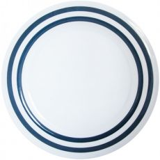 Melamine Side Plate, Nautical, 20cm