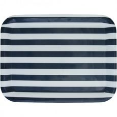 Melamine Rectangular Tray, Nautical, 50cm
