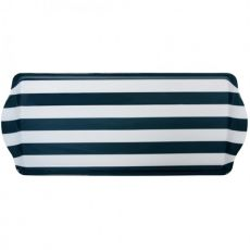 Melamine Rectangular Tray, Nautical, 38cm