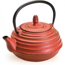 Oriental Cast Iron Tetsubin Teapot With Infuser, Ceylon, 700ml