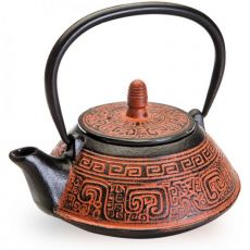 Oriental Cast Iron Tetsubin Teapot With Infuser, India, 800ml