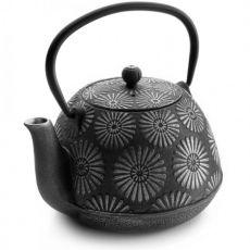 Oriental Cast Iron Tetsubin Teapot With Infuser, Bali, 1.2 Litre