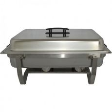 Folding Chafing Dish, 9 Litre