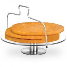 Accesorios Stainless Steel Cake Leveller, 32cm