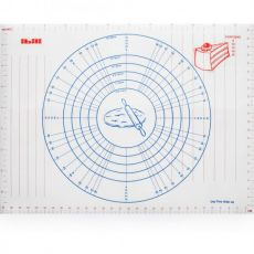 Accesorios 61cm Pastry Mat With Measurements