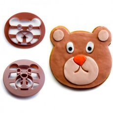 Accesorios Teddy Bear Cookie Cutter